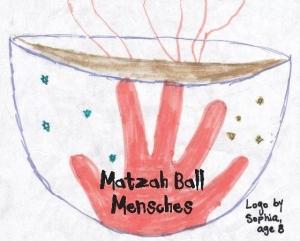 Logo Matzah Ball Mensches